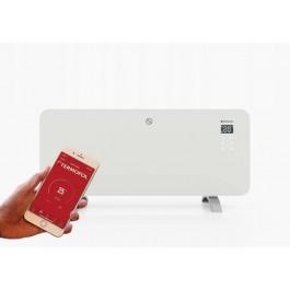Elektrický sklenený radiátor/konvektor s WIFI TF-1000W