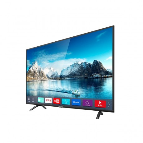 "Televízor Kruger&Matz 50"" (127cm) DVB-T2/S2 UHD 4K smart"