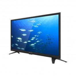 "Televizor Kruger&Matz 22"" (56cm) ,FHD(H.265),DVB-T2/C 230V/12V"