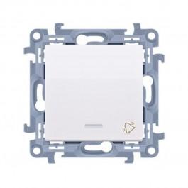 Tlačidlo spínacie Simon 10 LED zvonček modul